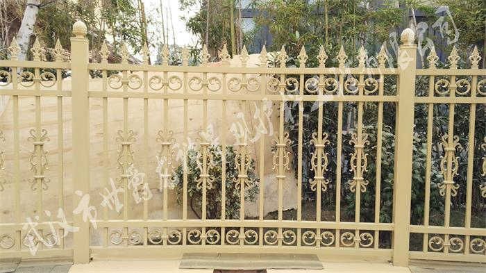 铝镁合金围栏-1